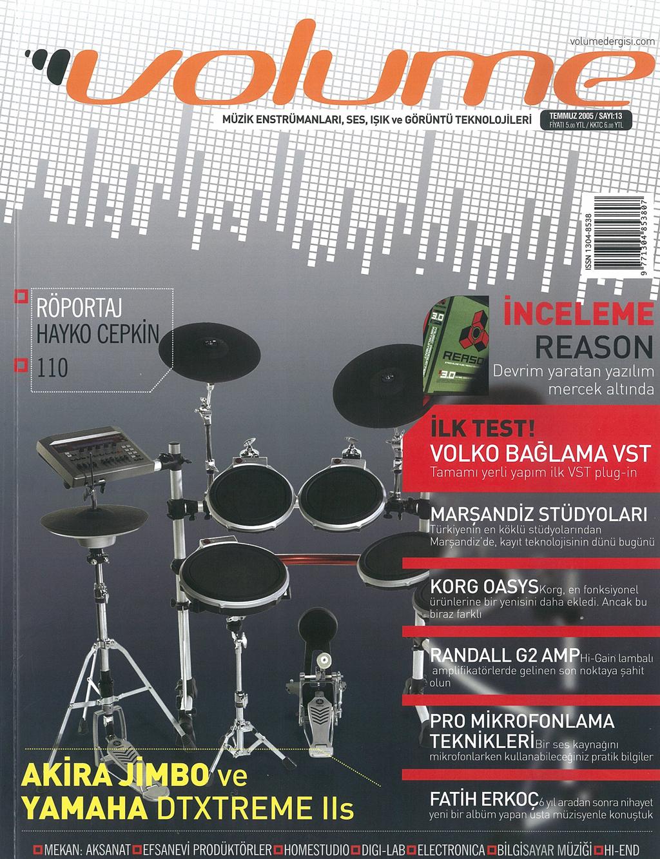 Volko Baglama VST Instrument Plugin AU RTAS | Volko Audio